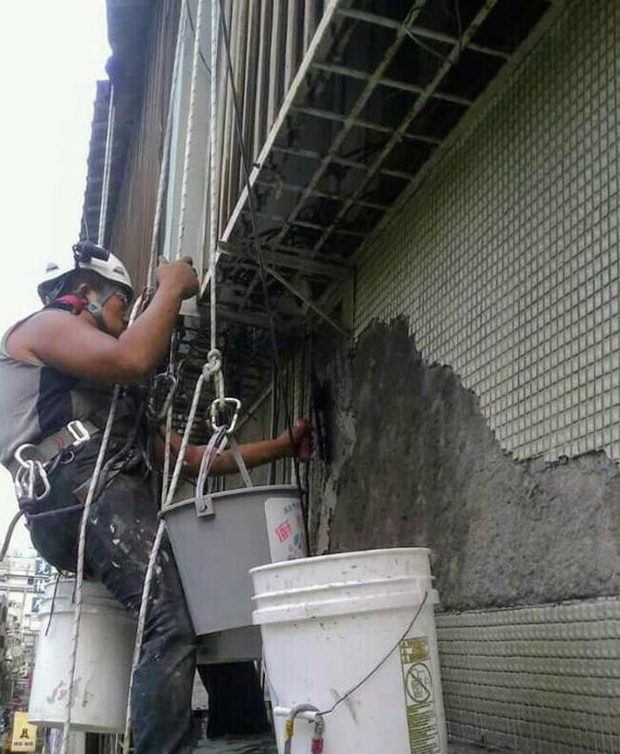 磁磚外牆修繕
