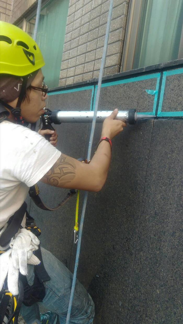 外牆除鏽工程