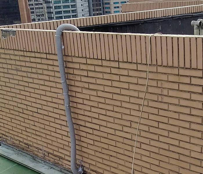 外牆冷器銅管包覆