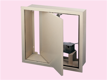 Prefco 系列- 單板式排煙風門