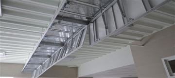 Prefco 固定式防煙垂壁