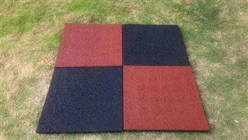 地墊配置參考  紅黑配