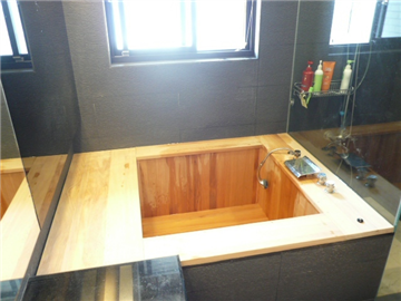 木桶浴缸訂製