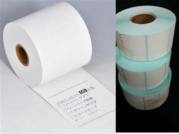 各類感熱紙/感熱貼紙