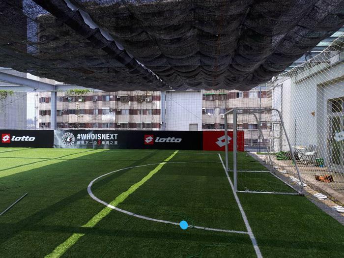 足球場遮陰/降溫/防曬網