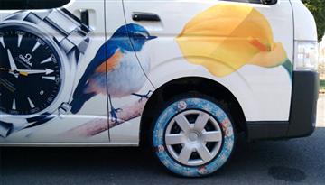 車體噴畫彩繪