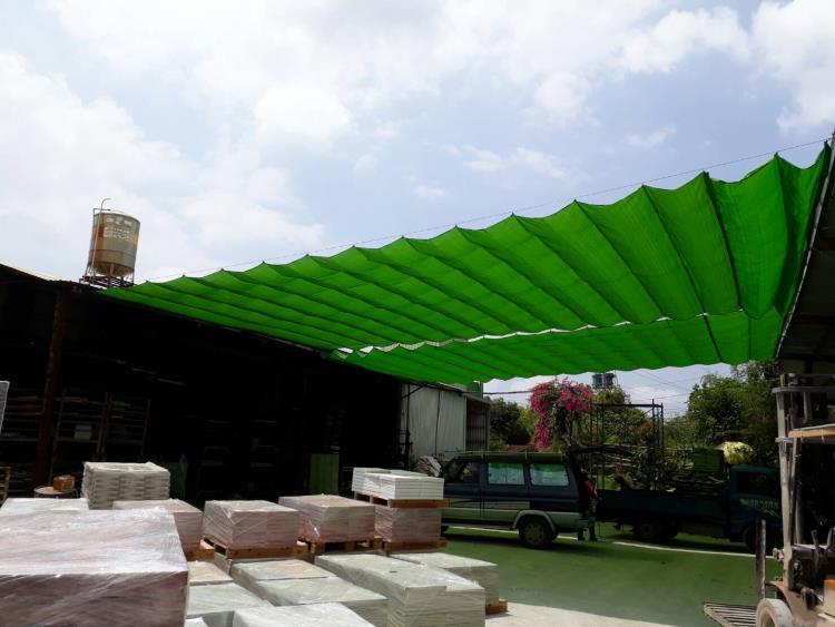 廠房遮陽網