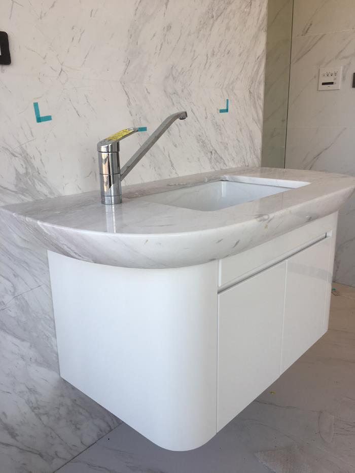 洗手台大理石