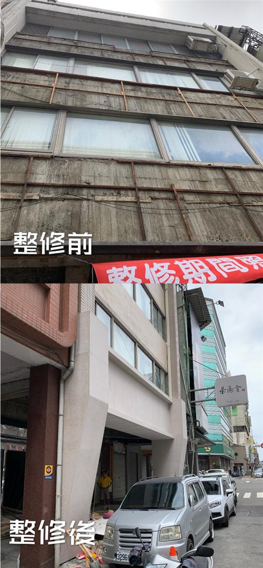 台中市電視牆大理石