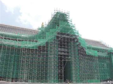 外牆鷹架、建築鷹架、鷹架工程