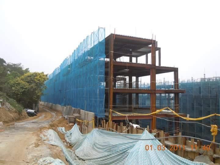建築鷹架、鷹架工程、外牆鷹架