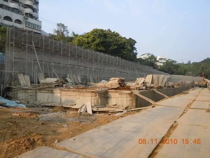 鷹架工程、施工架、外牆鷹架