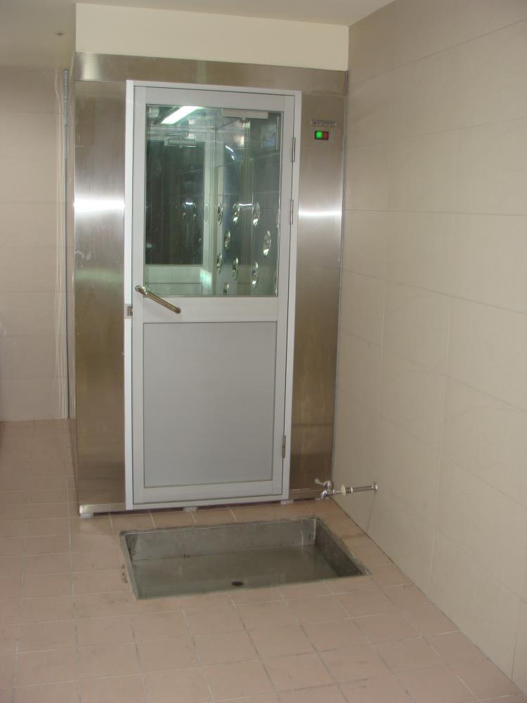 空氣浴塵室