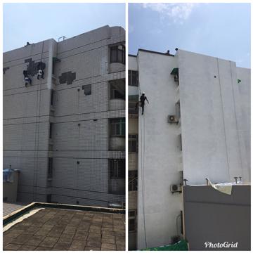 大樓外牆防水