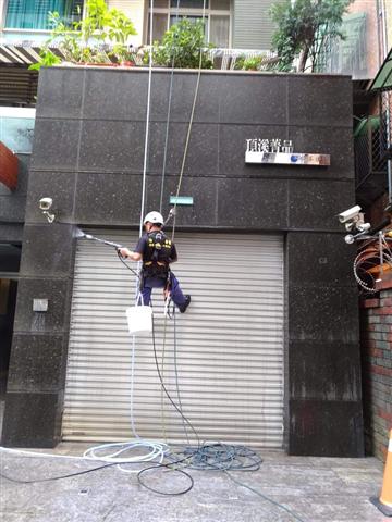 新北市吊籠作業