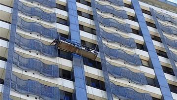新北市高空雙繩垂降作業