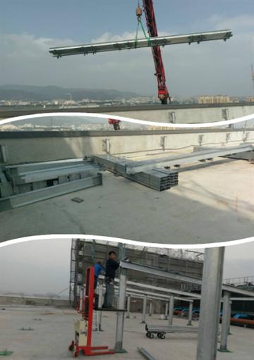 鋼骨結構工程、c型鋼構廠房