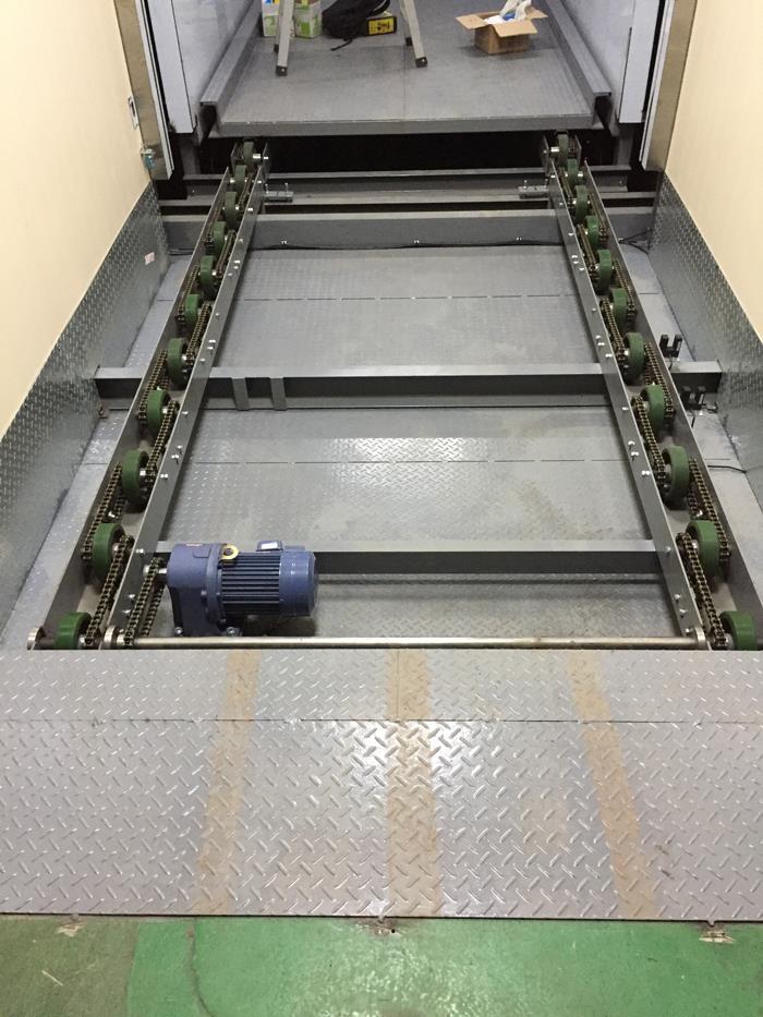 台中輸送電梯