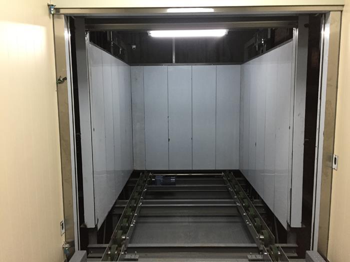 新北市輸送電梯