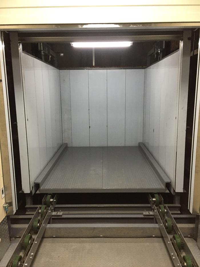 台北輸送電梯