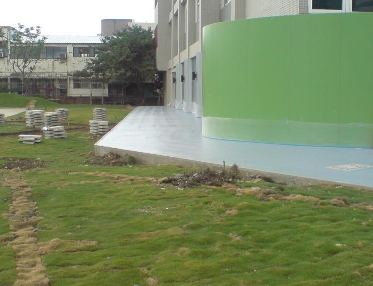HTC室外染色地坪