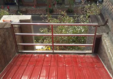屋頂鐵皮屋欄杆工程
