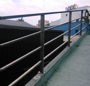 鏽鋼欄杆扶手、白鐵扶手欄杆