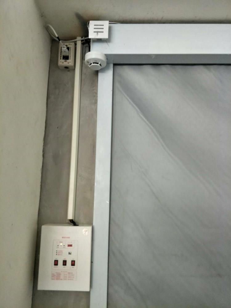 鐵捲門控制器