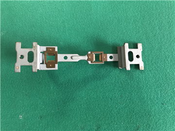 銅片鍍鋅板點焊加工