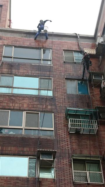大樓高壓清洗