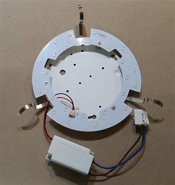 環形LED可替代圓型燈管