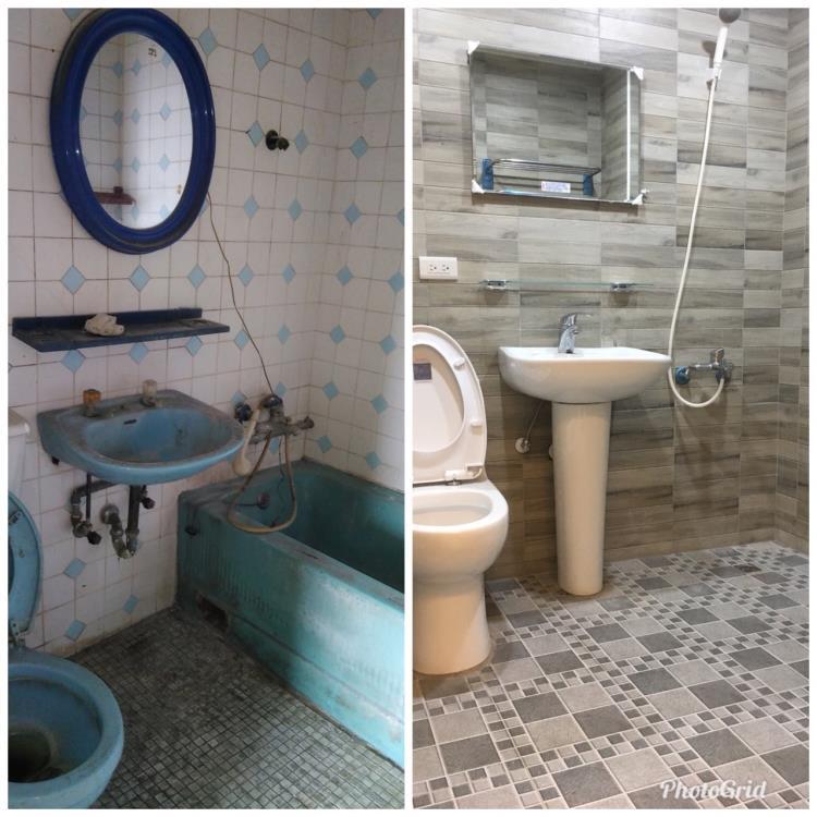 舊屋改造--浴室更新