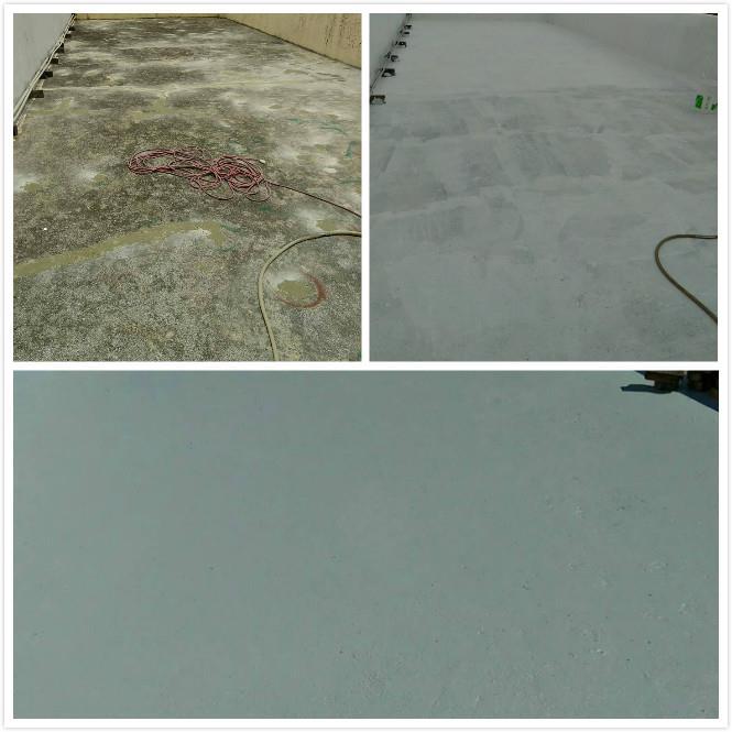 屋頂抓漏防水