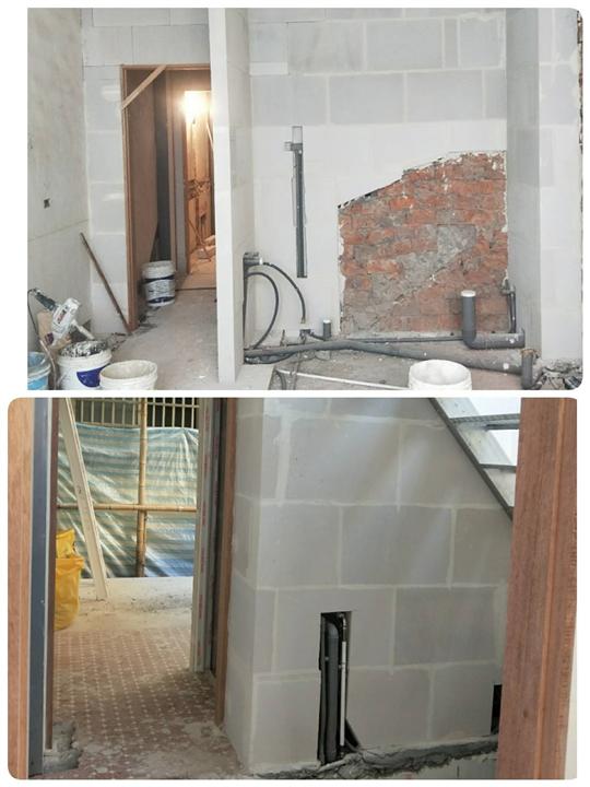 澎湖-日式鋼構白磚外牆
