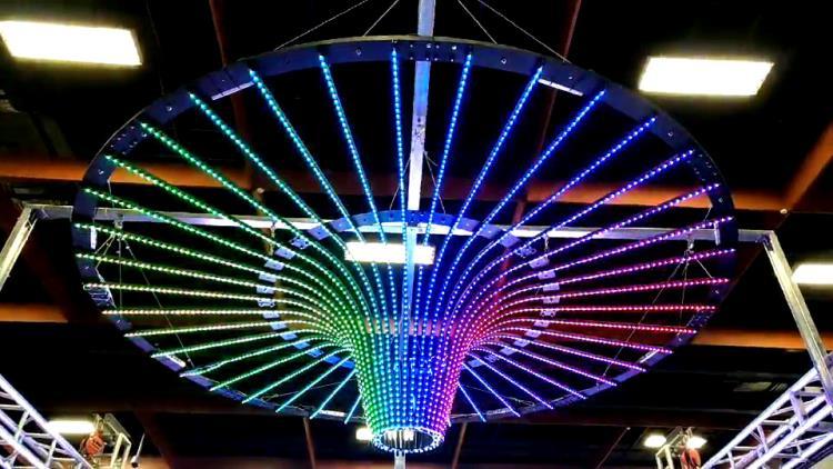 LED天幕屏、LED租賃