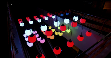 動態燈球、LED租賃