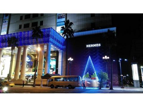 LED立體錐形型聖誕樹租賃