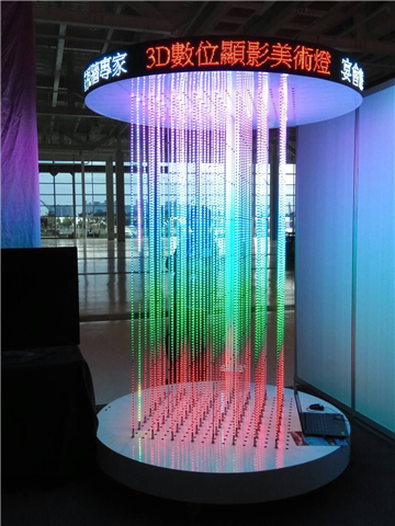 LED 3D 立體燈條
