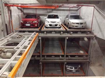 棋盤式自動停車架-代理拓群機械