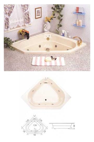揚群三溫暖有限公司 - 按摩浴缸