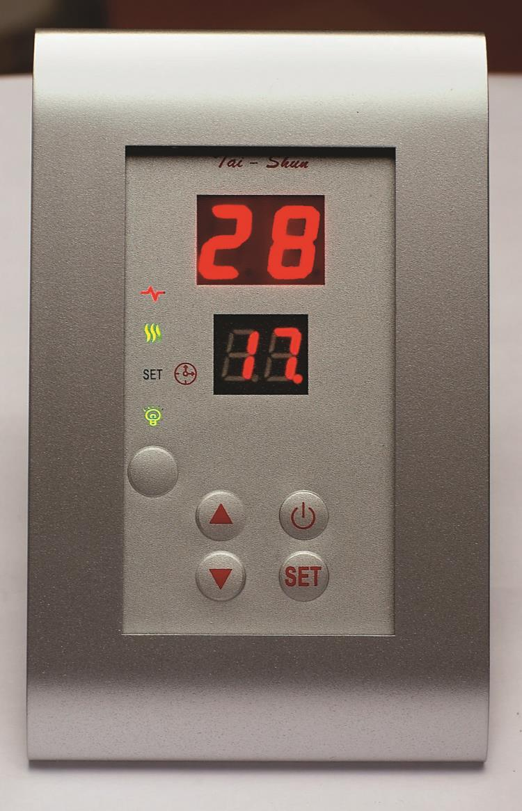 三溫暖設備-LED面板