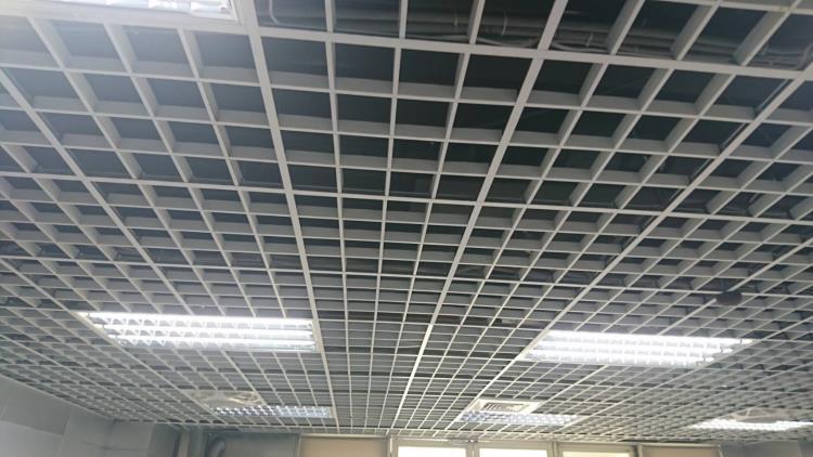 7-鋁格栅、鋁格柵天花板