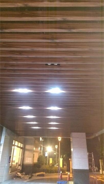 8-鋁障板、金屬障板天花.鋁障板天花