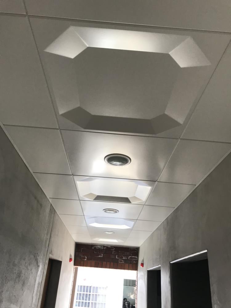 14-方塊鋁板、方塊鋁天花板