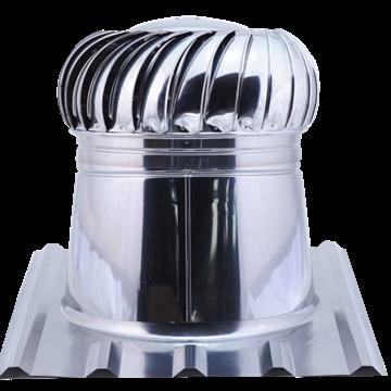 散熱通風球_SUS430材質22英吋(五溝底板)