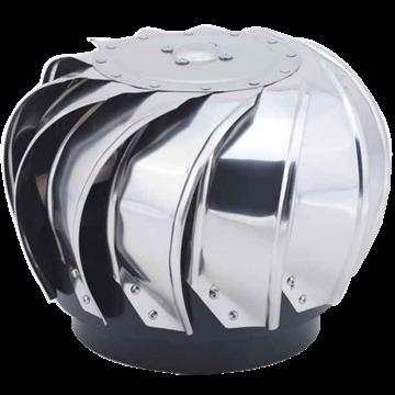 鐵皮屋通風球-8英吋球頭