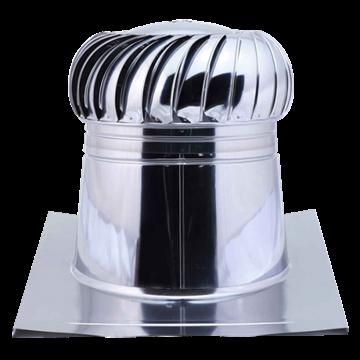 無動力通風球-SUS304材質22英吋(平底板)