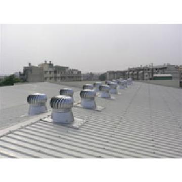屋頂通風球-SD通風器施工實績