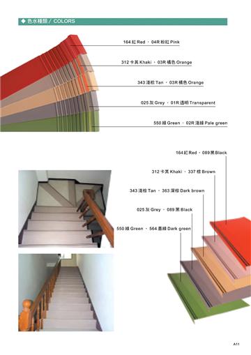 PVC止滑板(南亞)-目錄(2)