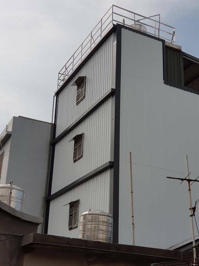 桃園鐵皮屋工程